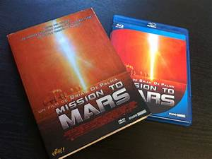 Mission to Mars Blu-ray (page 2) - Pics about space