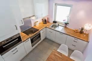Wir Renovieren Ihre Küche  Kleine Moderne Kueche