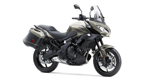 2017 Versys® 650 Lt Touring Motorcycle By Kawasaki