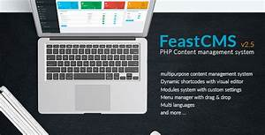 Feast Cms V25 PHP Content Management System Download