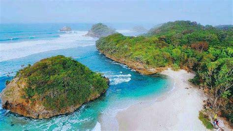 pilihan pantai  malang selatan  bisa ditempuh