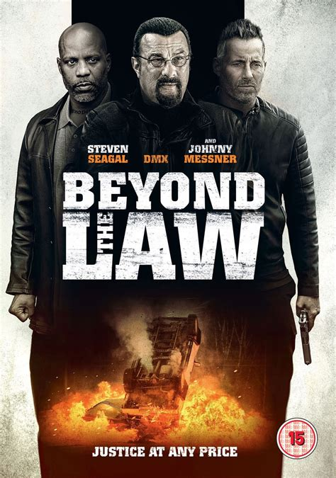 Beyond the Law | DVD | Free shipping over £20 | HMV Store