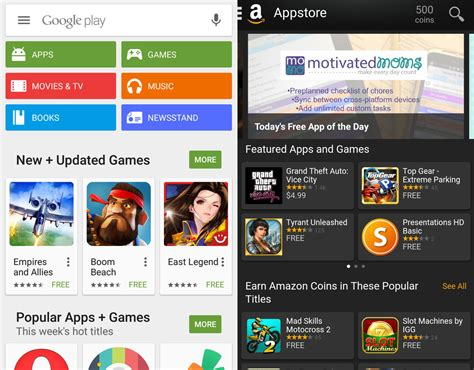 play store app for iphone appstore a surprisingly alternative to
