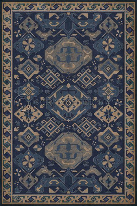 williamsburg floorcloth traditional nankeen alex pifer