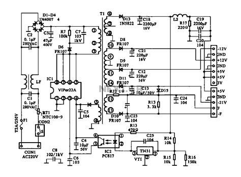 Flyback Transformer Wiring Diagram by Flyback Transformer Diagram Wiring Diagram Database