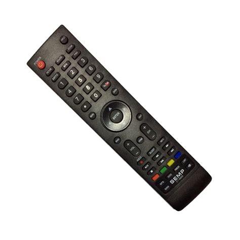 Controle Remoto TV SEMP Toshiba CT 6640 solacessorios