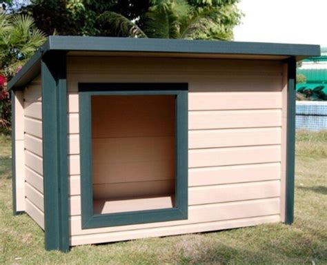 extra large dog houses    lbs doghouse doghouses durable house bunkhouse ebay