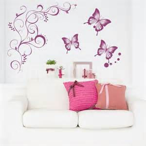 Butterfly Wall Decal Stickers