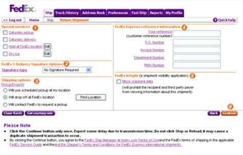 fedex door tag number fedex door fedex shipment signature form sc 1 st release