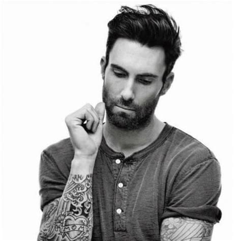 mens hairstyles  oval faces   perfect