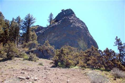 pilot rock hike hiking  portland oregon  washington