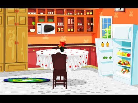 home kitchen decoration game fun  interior