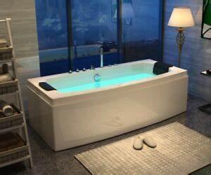 Whirlpool Badewanne Kaufen : whirlpool badewanne 170x80 cm mit armaturen 12 massage ~ Watch28wear.com Haus und Dekorationen