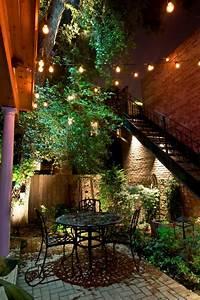 Guirlande Lumineuse Jardin : la guirlande lumineuse d 39 ext rieur c 39 est la f te chez vous ~ Melissatoandfro.com Idées de Décoration
