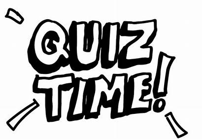 Quiz Clipart Clip Start Title Quiztime Thursday