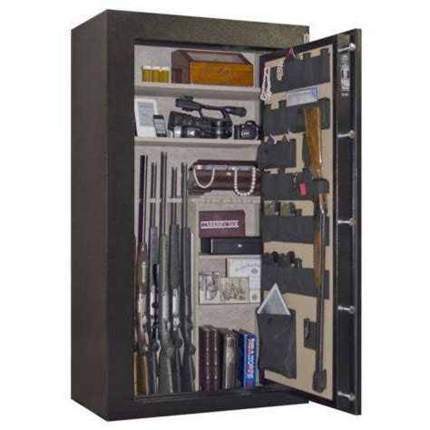 cannon ts7240dlx tall wide body gun safe 48 gun