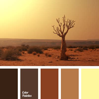 Ochre  Color Palette Ideas