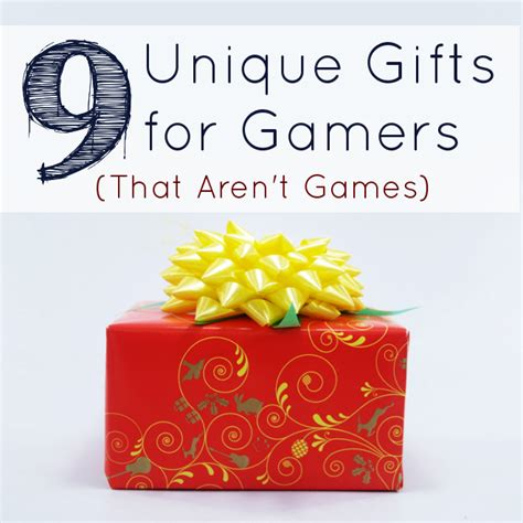 gift for gamer 9 gifts for gamers that aren t meaningful unique and