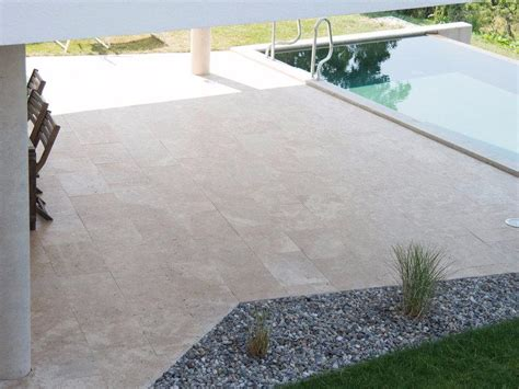 carrelage naturelle exterieur balzac carrelage travertin naturelle ext 233 rieur creme carra