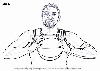 Kyrie Irving Drawing Draw Kevin Durant Step