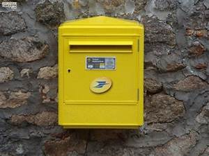 Boite Aux Lettres La Poste : gc3q43m la boite au lettres letterbox hybrid in auvergne ~ Melissatoandfro.com Idées de Décoration