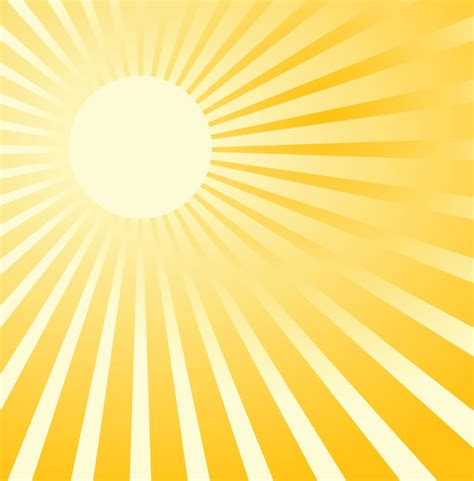yellow sun rays   icons  png backgrounds
