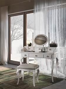 Make Up Schrank : schminktisch im provenzalischen stil aus edelholz idfdesign ~ Frokenaadalensverden.com Haus und Dekorationen