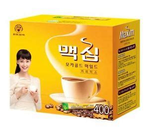 Get the best deal for maxim flavored coffee from the largest online selection at ebay.com. Korean Instant Coffee Mix Maxim Mocha Gold Mild 20/50/100/210/400 Sticks | eBay