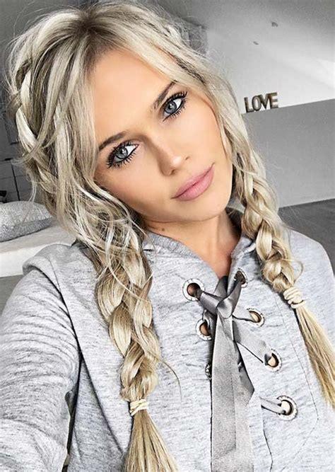 trendy long hairstyles  women