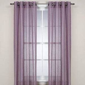sheer lavender curtains home pinterest With sheer lavender curtains