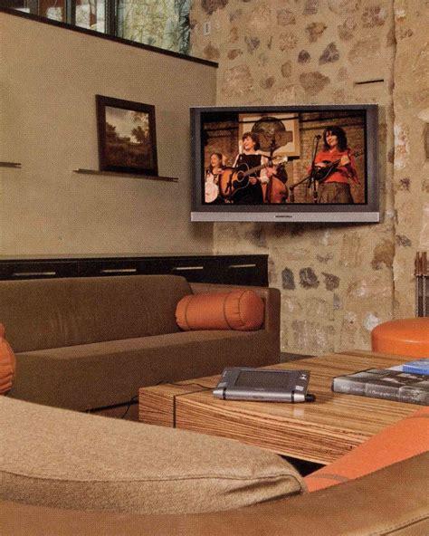 corner tv installations   existing rooms