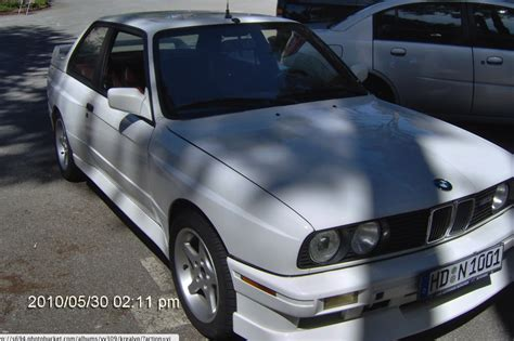 1988 Bmw M3 For Sale In San Francisco  German Cars For
