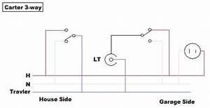 3 Way Wiring Diagram Carter