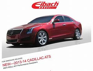 Product Releases - 2013-14 Cadillac Ats