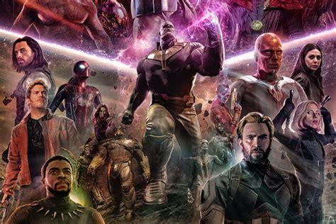 1080x1920 Avengers Infinity War 2018 Artwork Fan Made Iphone 7,6s,6 Plus, Pixel Xl ,one Plus 3