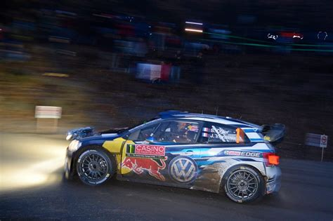 wrc monte carlo 2015 s 233 bastien ogier volkswagen motorsport monte carlo wrc 2015 polo r wrc les voitures