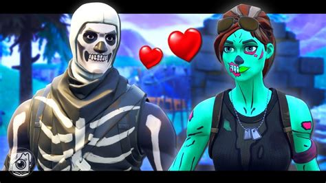 Fortnite Ghoul Trooper Halloween Costume