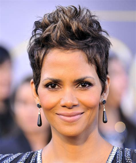 halley berry haircut halle berry hairstyles in 2018