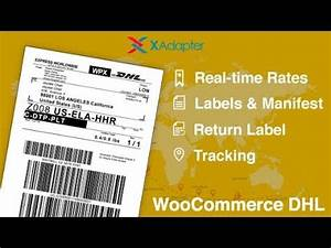 Dhl Xxl Paket : elex woocommerce dhl express ecommerce paket shipping plugin with print label youtube ~ Orissabook.com Haus und Dekorationen