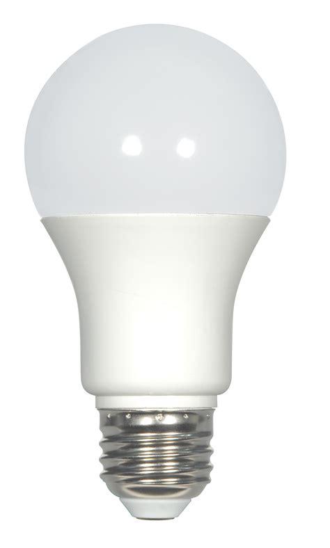 8 volt light bulbs satco s9208 kolourone led 9 8 watt 120 volt a19