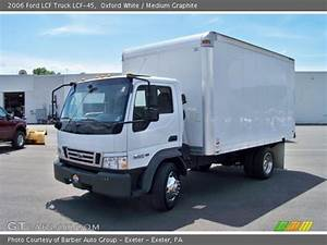 Oxford White - 2006 Ford Lcf Truck Lcf-45