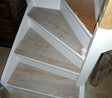 recouvrir un escalier en bois avec du parquet sols