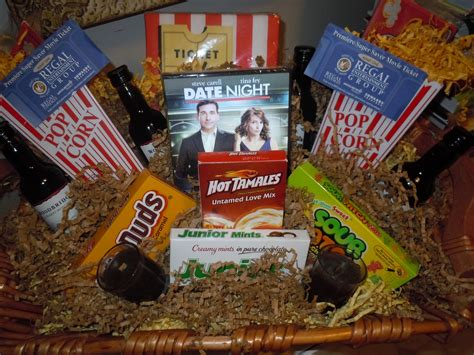 i do declare gift idea quot date night quot gift basket