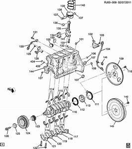 Chevrolet Aveo Plug  Engine Block  Restrictor  Engine Oil