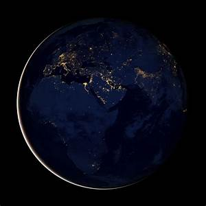 NASA Releases Stunning Night Images of Earth as Seen from ...
