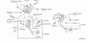 Nissan Maxima Pad Pedal
