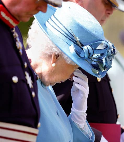 Has Queen Elizabeth II Ever Cried in Public?