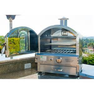 Outdoor Gas Pizza Oven Grill