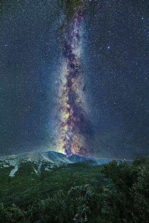 Great Basin National Park Milky Way Photography