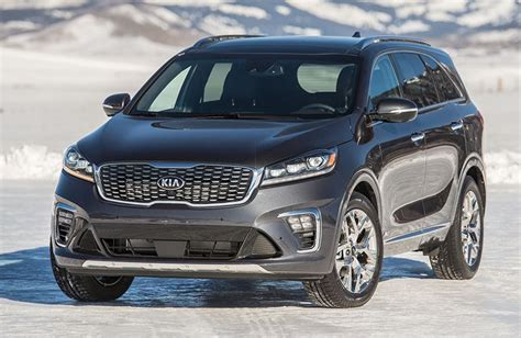 2019 Kia Sorento Trim Levels by 2019 Kia Sorento Trim Level Comparison